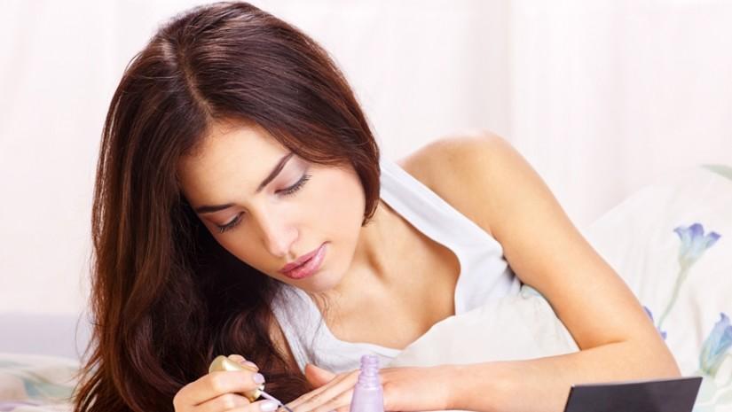 Trendy w manicure 2014